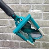 Универсальная хозяйственная швабра твист с отжимом Titan twist mop для пола и влажной уборки