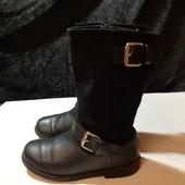 Деми ботинки пр-во Вьетнам, разм. 30 (18,5 см по бирке, реально 19,5 см).