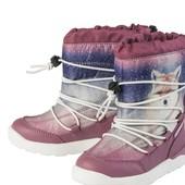 Детские термо ботинки lupilu Германия р. 27
