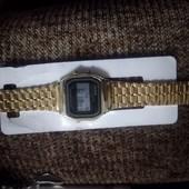 Мужские электронные часы Casio Alarm Chrono