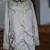 Бомбовский плащ пальто на подкладке