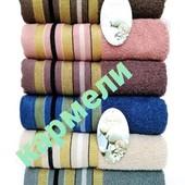 Махровое полотенце. Отличное качество. 100% Хлопок. Турция. Пушистое.