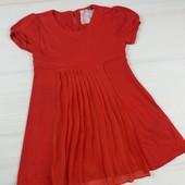 Фирменное платье. Next. На 1,5-2 года.