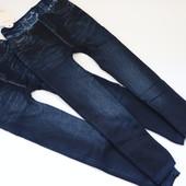 Очень красивые, мягенькие лосины под джинс на меху. Смотрите замеры