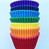 Kaiser Германия Набор 6 силиконовых форм для выпекания кексов
