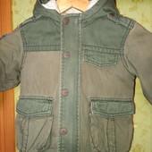 Демисезонная куртка на мальчика 1.5-3 года