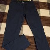 Фирменные мужские джинсы slim fit, мягкие отлично тянутся на 54-56р.