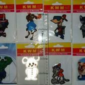 Аппликация для одежды KWM Германия
