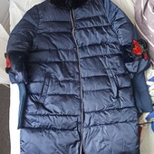 Шикарное пальто куртка зима