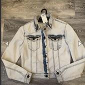 Джинсовка пиджак amy gee s