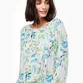 ☘ Ніжна й м'яка блуза від бренду S.Oliver (Німеччина), розміри наші: 50-54 (44 євро)