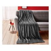 Роскошный, теплый, плюшевый плед, одеяло, покрывало! Размер xxl (180*220cм) Meradiso Германия