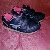 Кроссовки для девочки р. 34