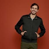 мужская легкая куртка от Livergy. стиль харрингтон
