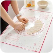 Силиконовый коврик для раскатки теста ,а также для выпекания и заморозки .Размер 60×40