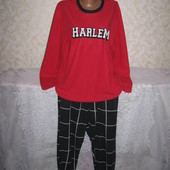 Тёплая флисовая пижама Мр., грудь 56