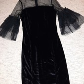 Шикарное платье готовимся к праздникам качество топ