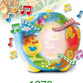 Музыкальный ночник-проектор Tomy Winnie the Pooh!!! Оригинал!!! Отличное состояние!!!