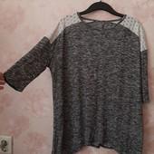 Красивый тонкий свитер оверсайз ! УП скидка 10%