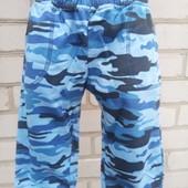 Новые шорты для мальчика.100% хлопок.3/4,5/6,7/8 лет.