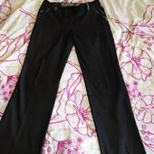 Продам дорогие брюки,сост новых р-р 38 цвет мокрый асфальт.