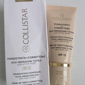 Collistar Foundation + Concealer Total Perfection Duo оригинал