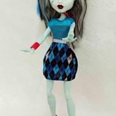 Кукла монстер хай Mattel  родная одежда и туфельки