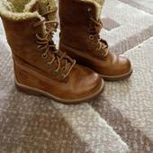 Супер ботиночки.Тимберленд,оригинал,кожа