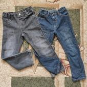 Собирай лоты) Красивые джинсы для ребенка 4-5 лет Лот - одни на выбор