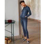 Бомбезные фирменные джинсы super skinny fit Esmara Германия.