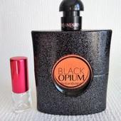 Оригинал!5 мл,yves saint laurent black opium