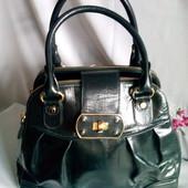 Англійський бренд Jasper Conran - оригінал з кодом, натур.шкір.сумка на три відділення. Класна !!!
