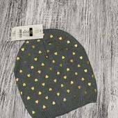 Cool Club шапка тонкой вязки р.52 см