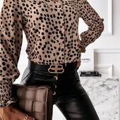 блузка мягкая ткань размер универсал