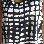 Майка/блуза из вискозы в отличном качестве и состоянии