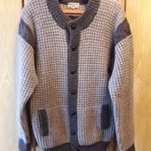 Шерстяной свитер 52р.