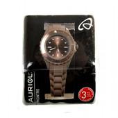 Стильные женские часы водонепроецаемость до 5 бар Auriol