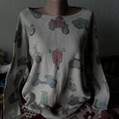свитерок на шикарные формы