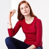 Комфортный хлопковый реглан,блуза Tchibo(Германия), размер евро 36/38 (наш 42/44)