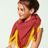 ☘ Красивий яскравий шарф-хустка від Tchibo (Німеччина)