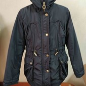 Классная фирменная куртка на девочку  7-8 лет. Смотрите и другие мои лоты.
