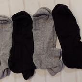 Лот 4 пары!!! Функциональные носки для бега Tchibo (Германия), р. 38-40