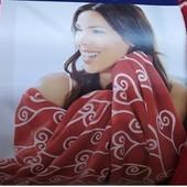 Шикарный мягкий и теплый плед одеяло покрывало Meradiso Германия