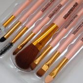 Набор кисточек для макияжа. 8 штук