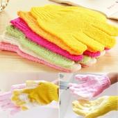 Набор перчаток мочалок для душа. В наборе 2шт.