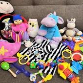 Лот игрушечек для малышиков ❤
