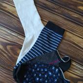 Лот 4пары!! Комплект носочков от Tchibo (Германия), 35-38р.