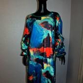 Качество! Стильный свитшот-платье в новом состоянии