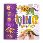 """Розвиваючий набір """"Dino Fantasy"""" - створи свого унікального динозавра!"""