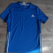 Спортивная футболка Adidas(оригинал) 13-14лет(164) Сост.новой!